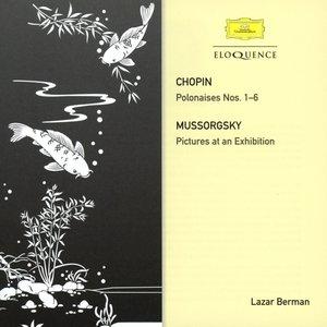Berman spielt Chopin und Mussorgsky