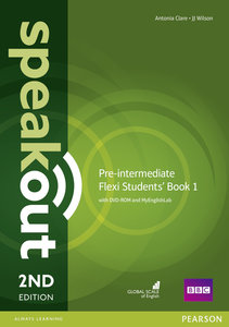 Speakout Pre-Intermediate. Flexi Students' Book 1 Pack