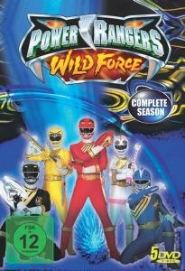 Power Rangers Wild Force (Season 10)