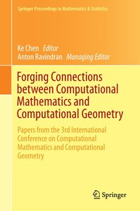 Forging Connections between Computational Mathematics and Comput