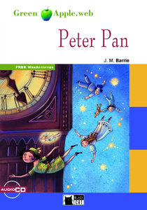 Peter Pan. Buch mit Audio-CD und Web Activities