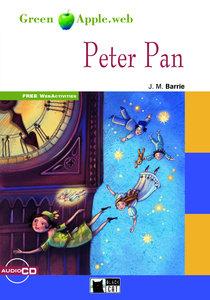 Peter Pan. Buch mit Audio-CD und Web Activities
