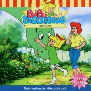 Bibi Blocksberg 59 und Dino. CD