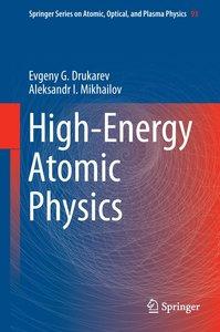 High-Energy Atomic Physics