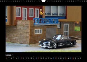 Autos aus der Spielzeugkiste (Wandkalender 2017 DIN A3 quer)