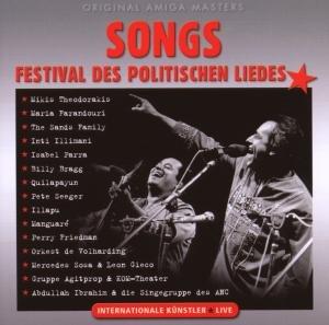 Songs.Festival Des Politischen Liedes