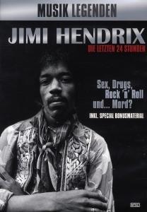 Jimi Hendrix-Die Letzten 24 Stunden