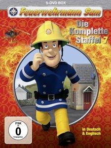 Feuerwehrmann Sam - Die komplette Staffel 7