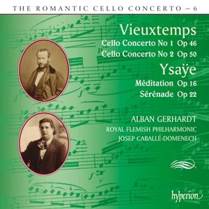 The Romantic Cello Concerto Vol.06