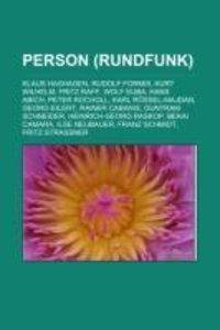 Person (Rundfunk)