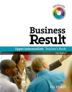 Business Result DVD Edition: Upper-Intermediate: Teacher's Book