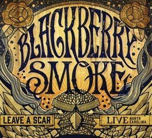 Leave A Scar-Live In North Carolina (Ltd.Double