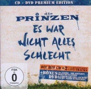 Es War Nicht Alles Schlecht-Premium Edt..CD+DVD