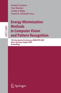 Energy Minimization Methods in Computer Vision and Pattern Recog