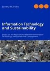 Information Technology and Sustainability