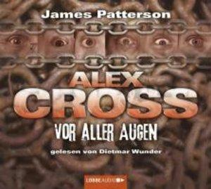 Patterson, J: Vor aller Augen/5 CDs