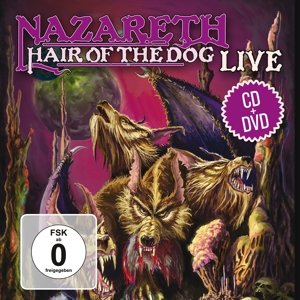 Hair Of The Dog Live.DVD+CD