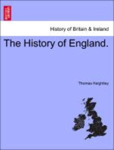 The History of England. VOL. I