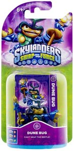 Skylanders Swap Force - Single Character - New Core (Dune Bug)