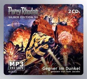 Perry Rhodan Silber Edition 90 - Gegner im Dunkeln