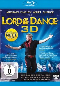Lord of the Dance-Blu-ray Disc 3D