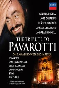 The Tribute To Pavarotti (Blu-Ray)