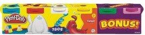 Play-Doh 6er Pack Grundfarben