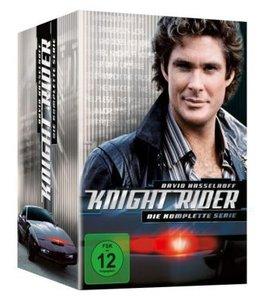 Knight Rider Gesamtbox