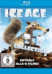 Ice Age 1-5 Box-Set