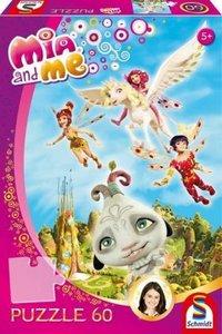 Schmidt Spiele 56032 - Mia & Me: Mia und ihre Freunde, 60 Teile