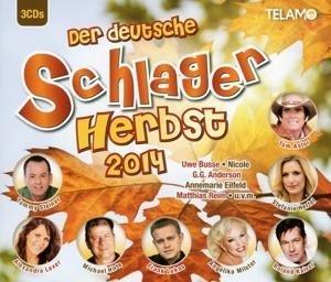 Der deutsche Schlager Herbst 2014