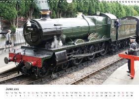 Englands Nostalgic Trains (Wall Calendar 2015 DIN A3 Landscape) - zum Schließen ins Bild klicken
