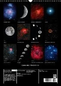 Impressions of the Universe (Wall Calendar 2015 DIN A3 Portrait)