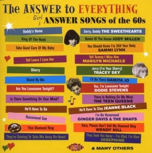 Answer To Everything-60s Girl Answer Songs