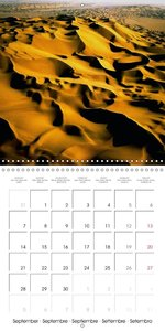 China: Divine landscapes (Wall Calendar 2015 300 × 300 mm Square