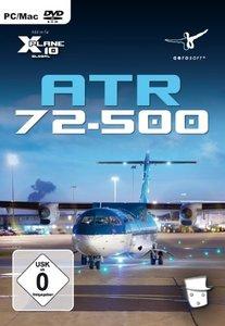X-Plane 10 - ATR 72-500 (AddOn)