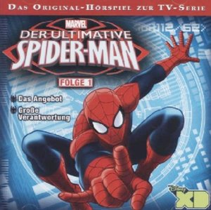 Disney/Marvel - Der ultimative Spiderman 01