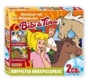 Bibi und Tina. Wildpferde Teil 1+2