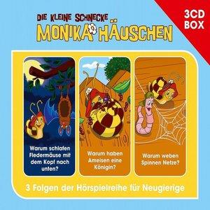 Die kleine Schnecke Monika Häuschen - Hörspielbox Vol. 3