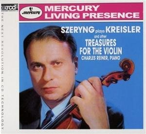Fritz Kreisler Favorites A.O.Treasures For Violin