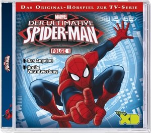 Disney/Marvel - Der ultimative Spiderman 01