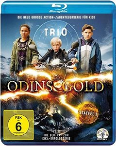 TRIO-ODINS GOLD-Blu-ray Disc