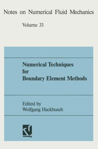 Numerical Techniques for Boundary Element Methods