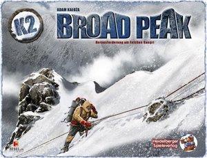 Heidelberger HE443 - K2: Broad Peak - Erweiterung