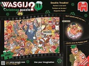 Wasgij Christmas 11 - Doppelte Panik - 1000 Teile
