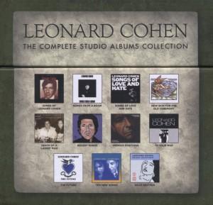 Complete Studio Albums - zum Schließen ins Bild klicken