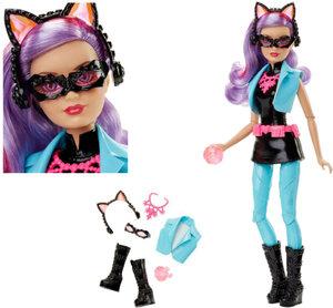 Mattel Barbie Agententeam - Die Katzendiebin