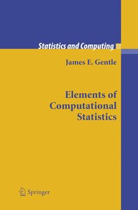 Elements of Computational Statistics