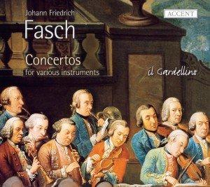 Konzerte Für Verschiedene Instrumente