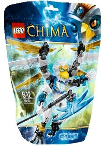 LEGO® Legends of Chima 70201 - Chi Eris
